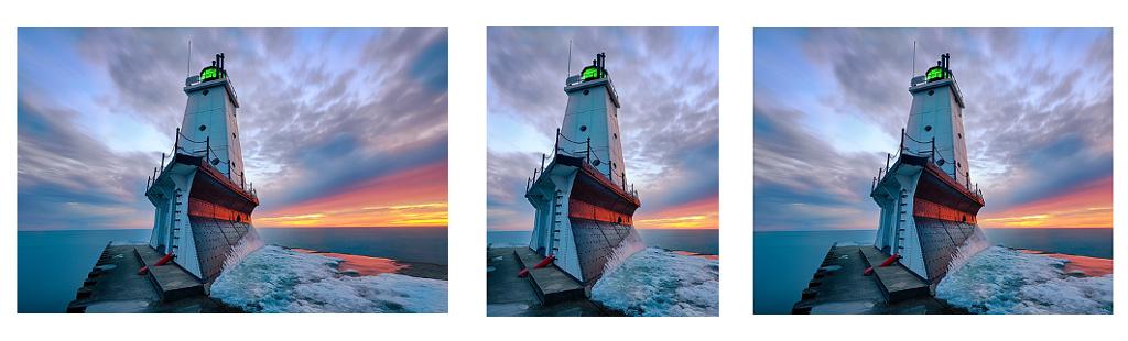 Custom print ordering of Michigan Photography
