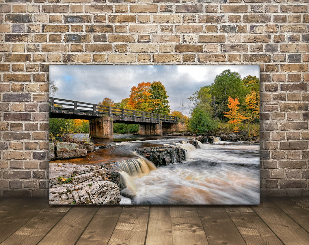 Canvas Wraps of Michigan Scenery