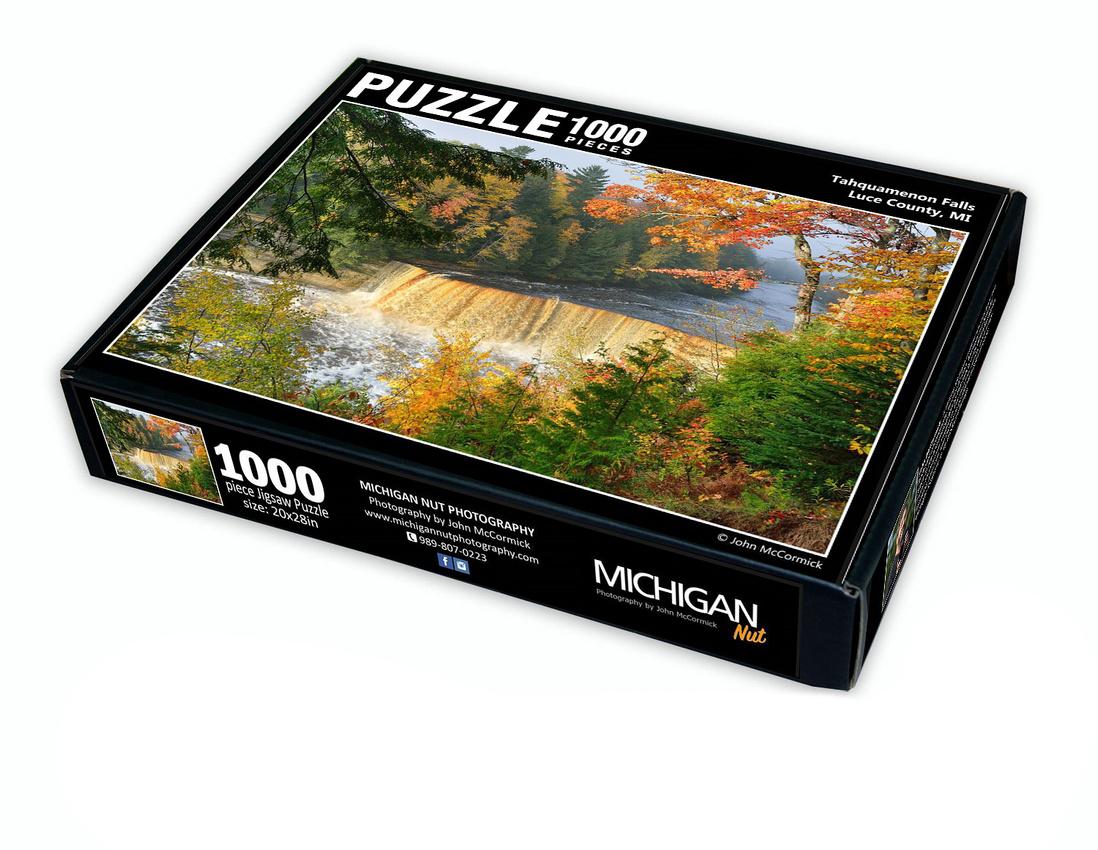 Tahquamenon Falls - 1000 pcs $26.75