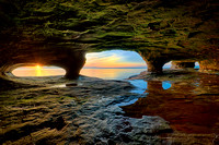 Lake Superior Caves & Coves