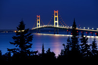 "Moonlight on the ""Mighty Mac"""