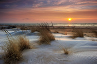 Winter at the Beach - Tawas Point