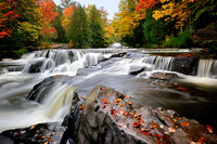 Upper Bond Falls -Paulding, Michigan