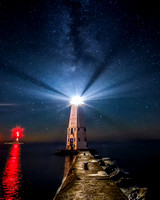 """Guiding Light""  Frankfort, Michigan"