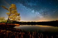 Marl Lake Milky Way