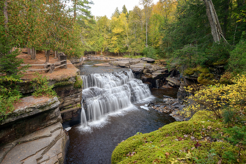 Michigan Nut Photography | Waterfall Gallery - State of ...
