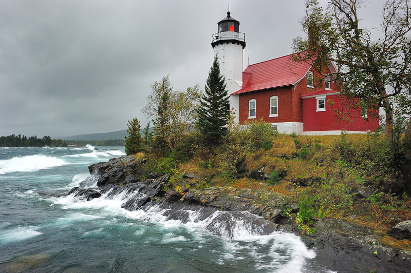 Michigan Nut Photography Lighthouse Gallery State Of