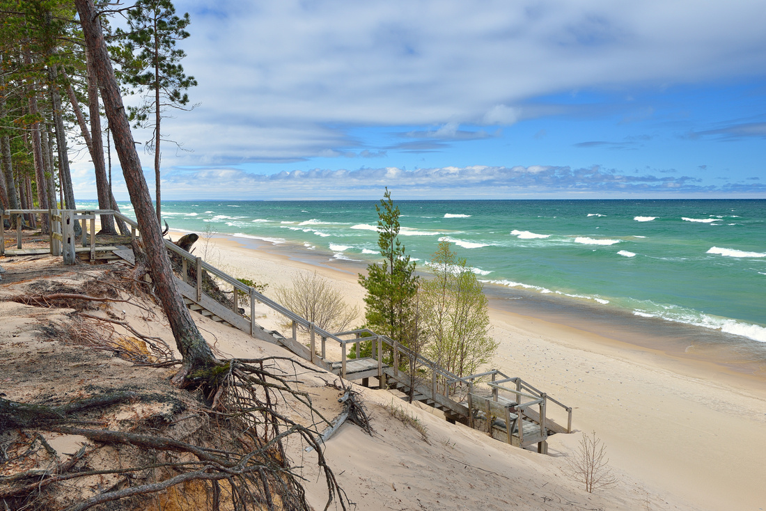 Twelvemile Beach Pictured Rocks National Lakehsore