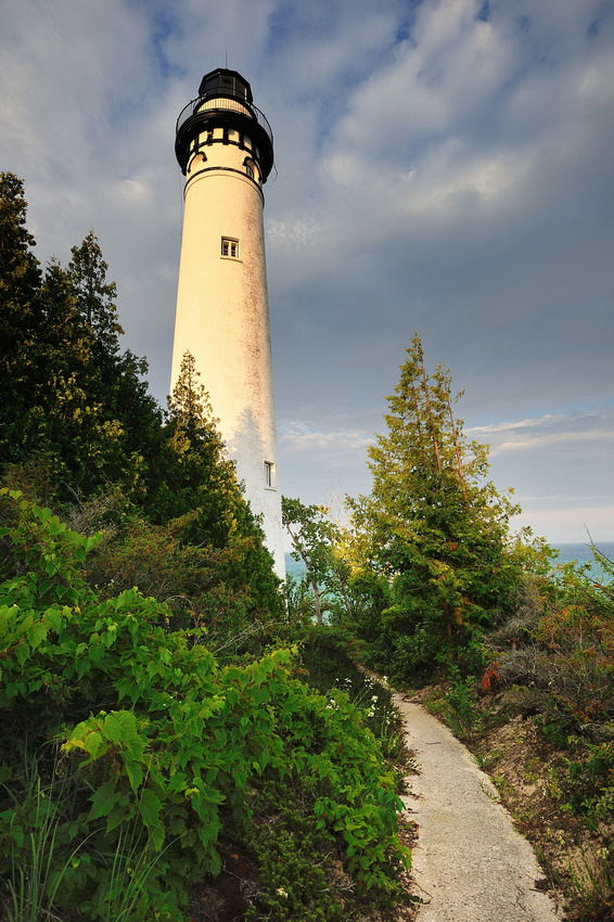 South Manitou Island Lighthouse photos