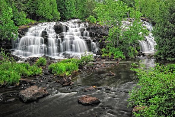 michigan upper peninsula waterfalls - photo #12