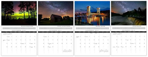 calendars photography
